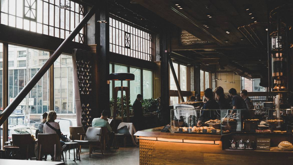 Starbucks Reserve: The Seattle Debut