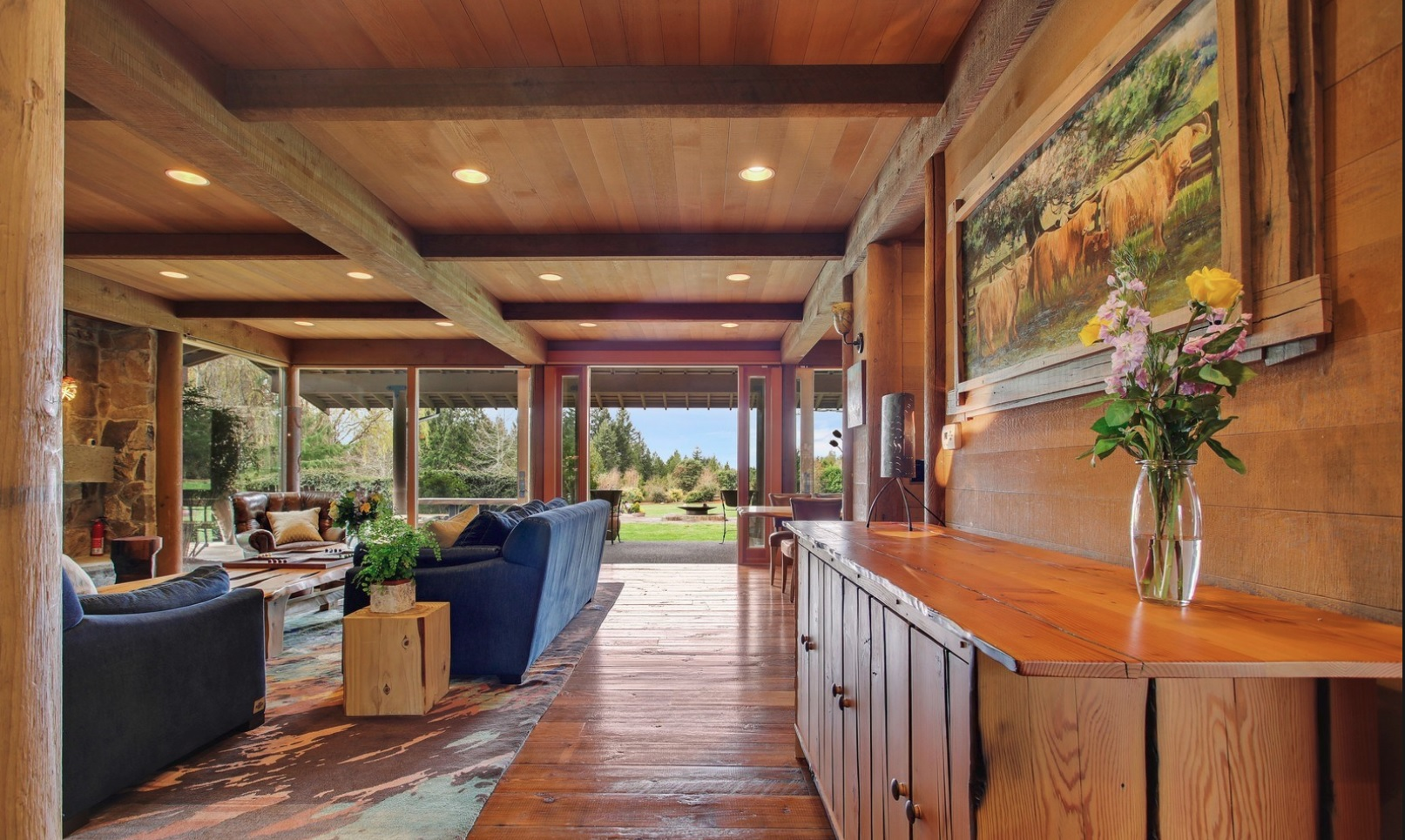 Bainbridge Island Estate – Featured Luxury Home