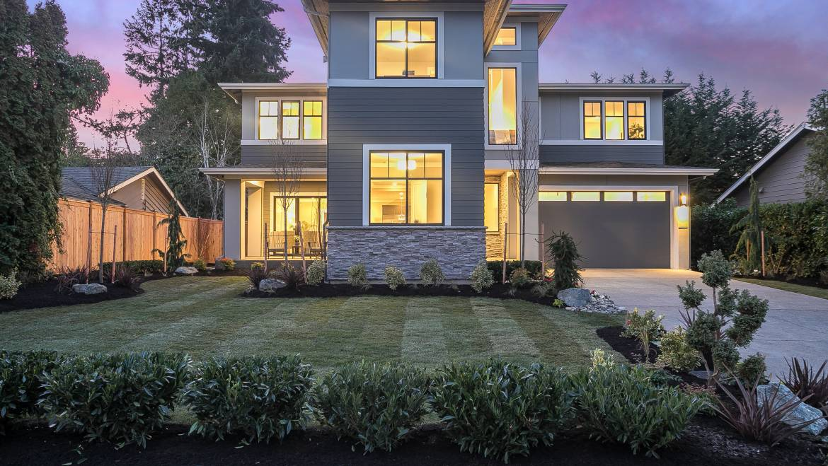 Modern Luxury – Bellevue, Washington