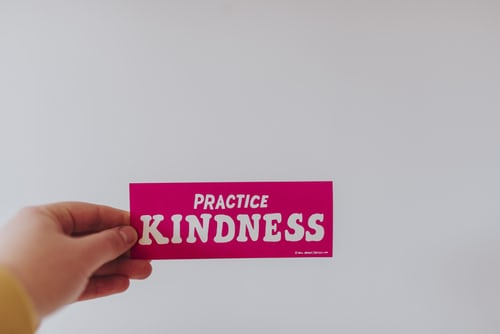 """The Power of Kindness"" – BARRY'S BUZZ"