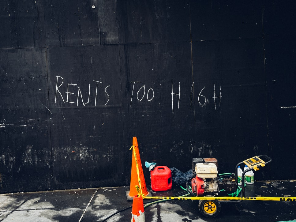 Rents Rising for the First Time in Eight Months